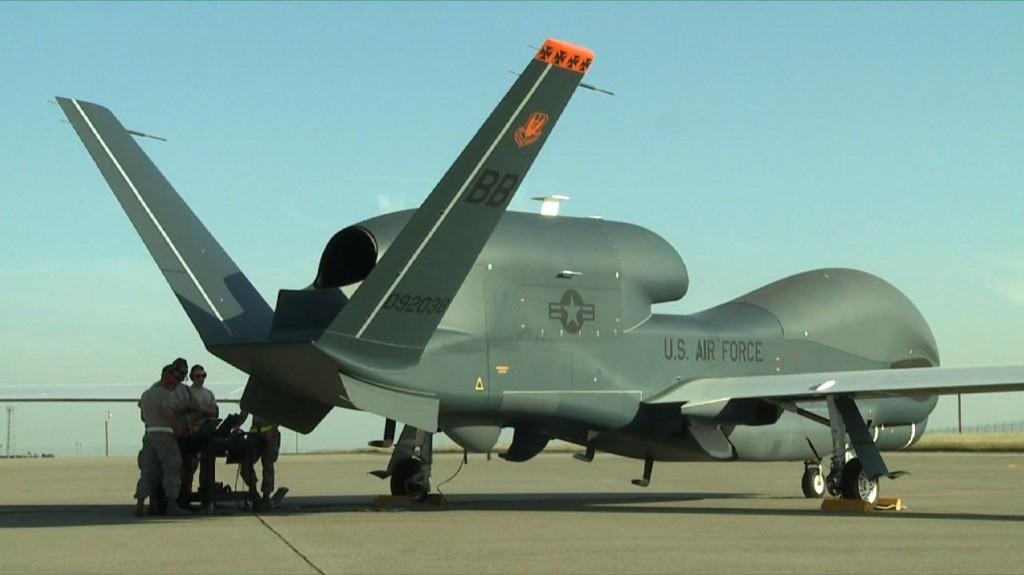 U.S. Air Force drone