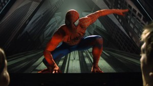 Spiderman play for special needs audience