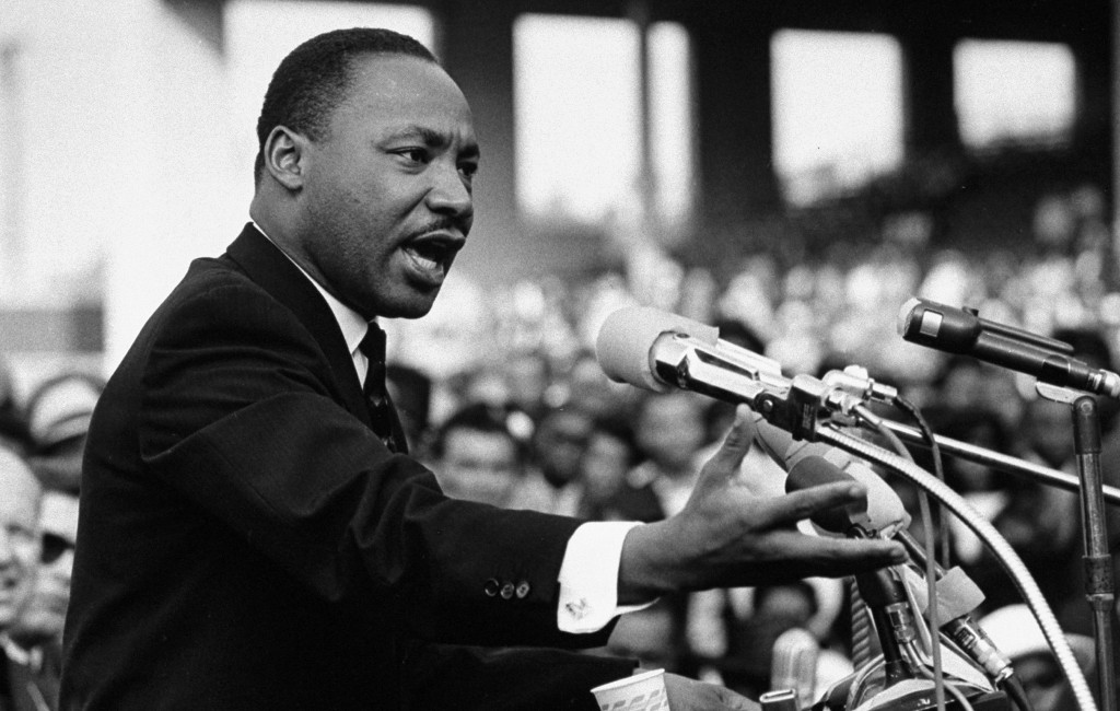 50 Years On Martin Luther King Jr S Legacy Lives Out Loud Pbs