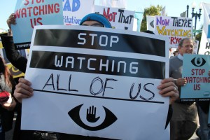 March Against NSA Mass Surveillance