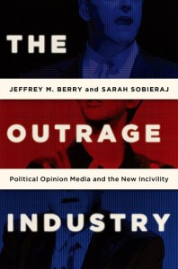 Outrage book cover