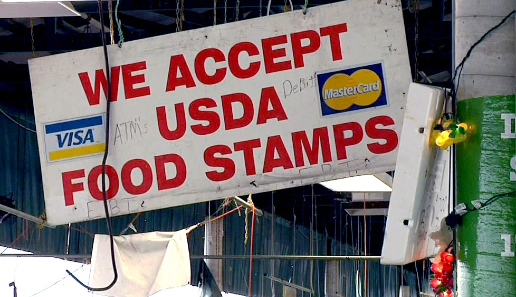 President Donald Trumps Upcoming Budget Proposal Is Expected To Cut 193 Billion From Food Stamps Over