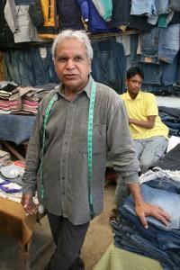 Jeans vendor