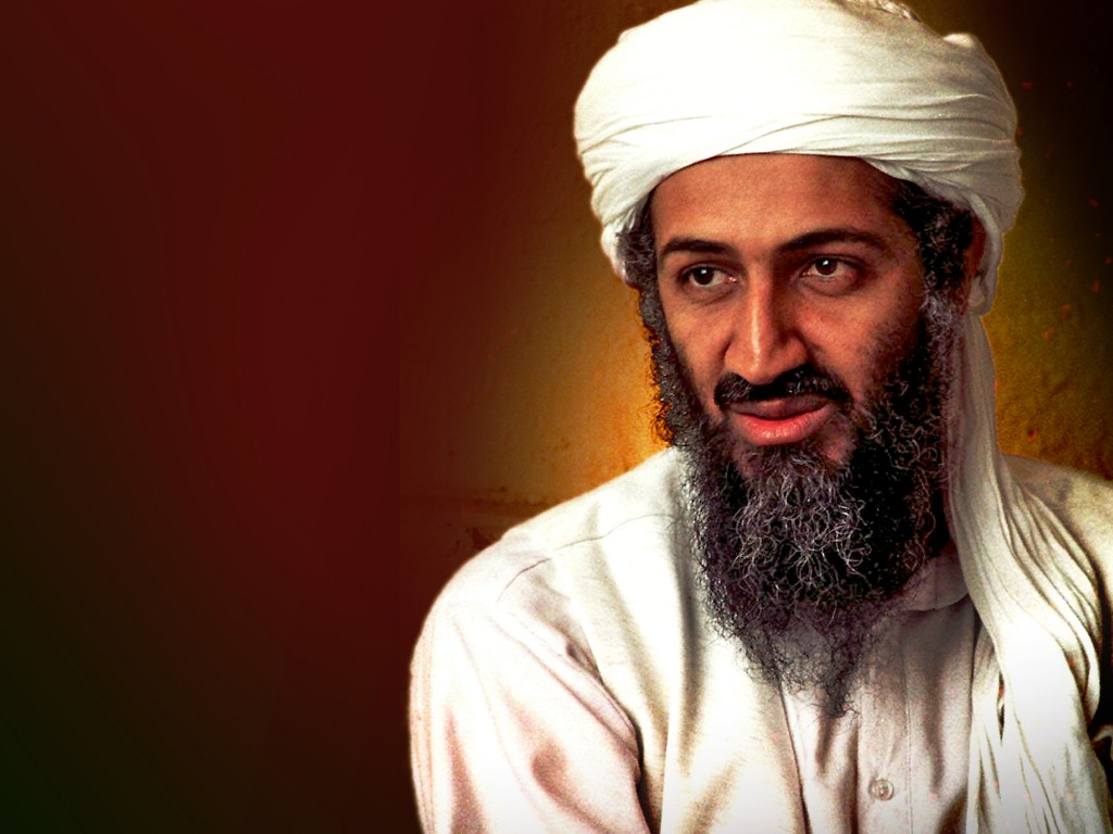 new documents show osama bin laden determined to strike u s  file photo of al qaida founder osama bin laden by associated press