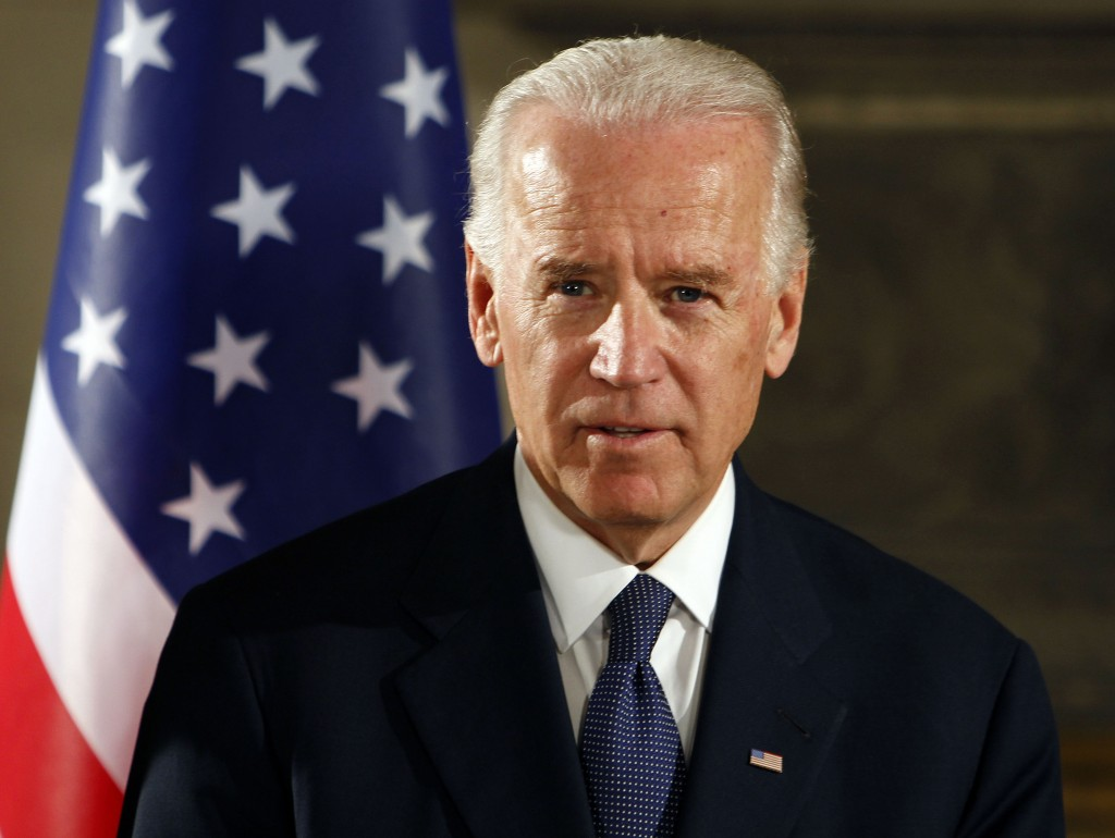U.S. Vice President Joe Biden. Photo by Thanassis Stavrakis/Getty Images