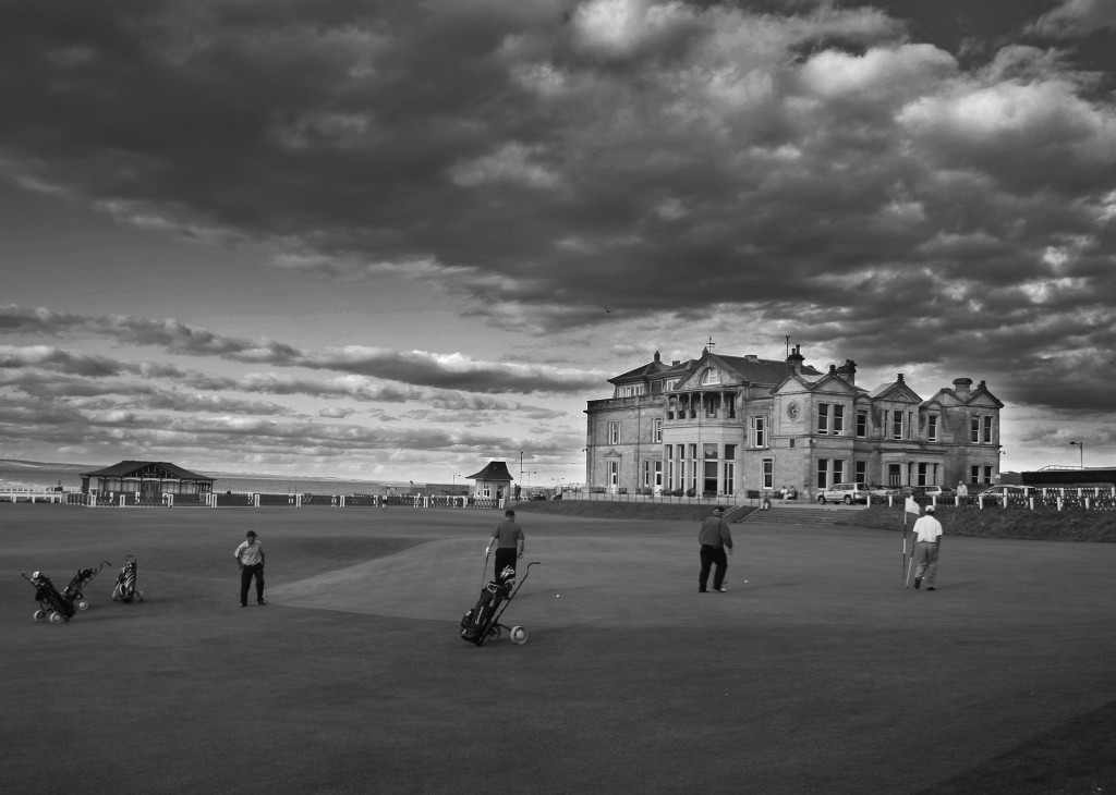 Storied st andrews golf club to vote on admitting women pbs newshour