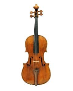 The Stradivari Viola. Photo courtesy of Sotheby's