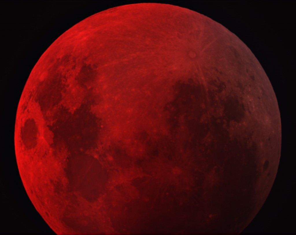 there will be a 'blood moon' eclipse tonight | pbs newshour