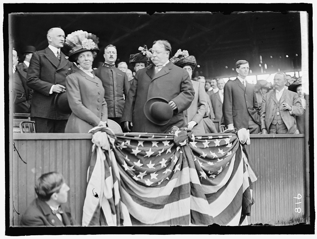 Photo via Harris & Ewing/Library of Congress