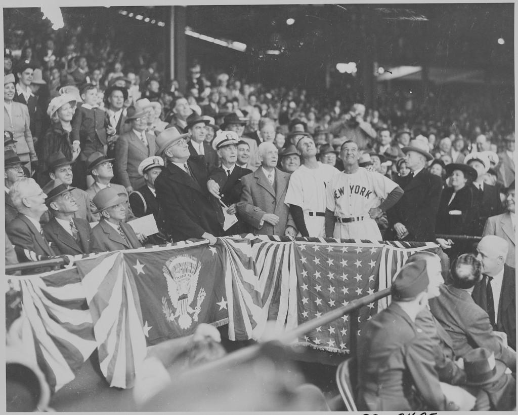 Photo by Abbie Rowe via Truman Presidential Library