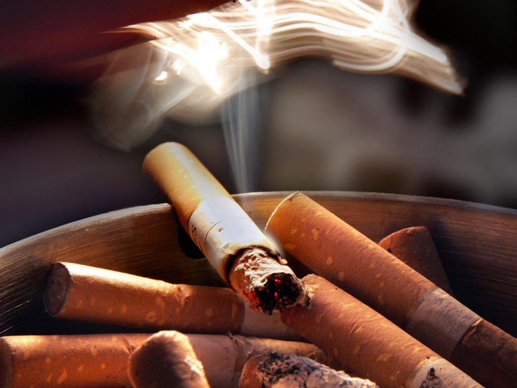 Tobacco companies pay billions to compensate for smoking