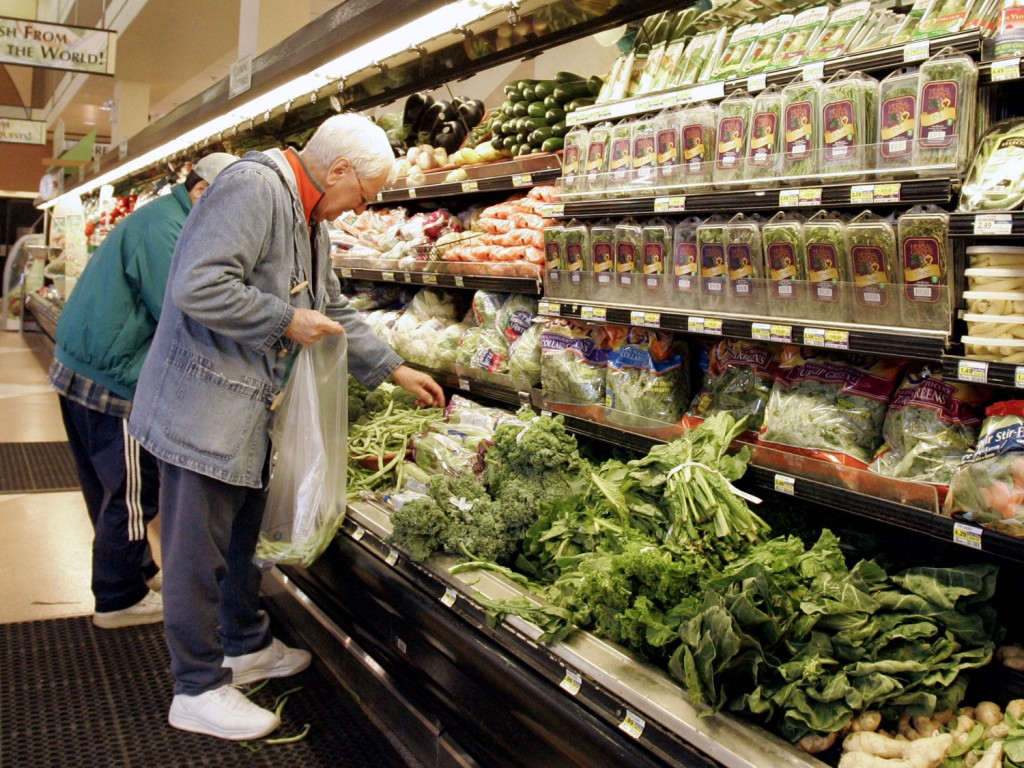 Food Stamps Cuts Will Only Hit Four States Review Finds