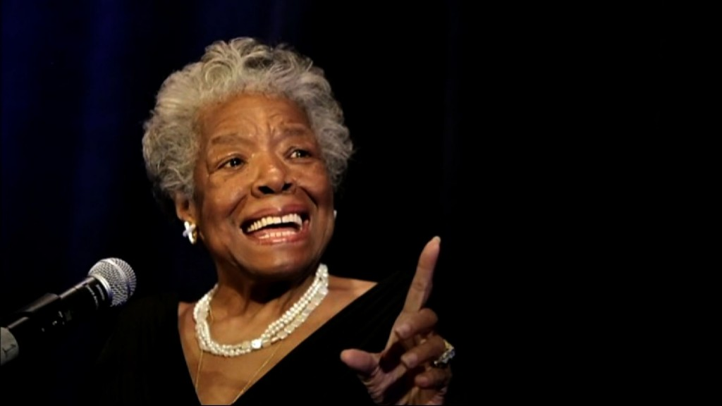 Best Love Poems by Maya Angelou