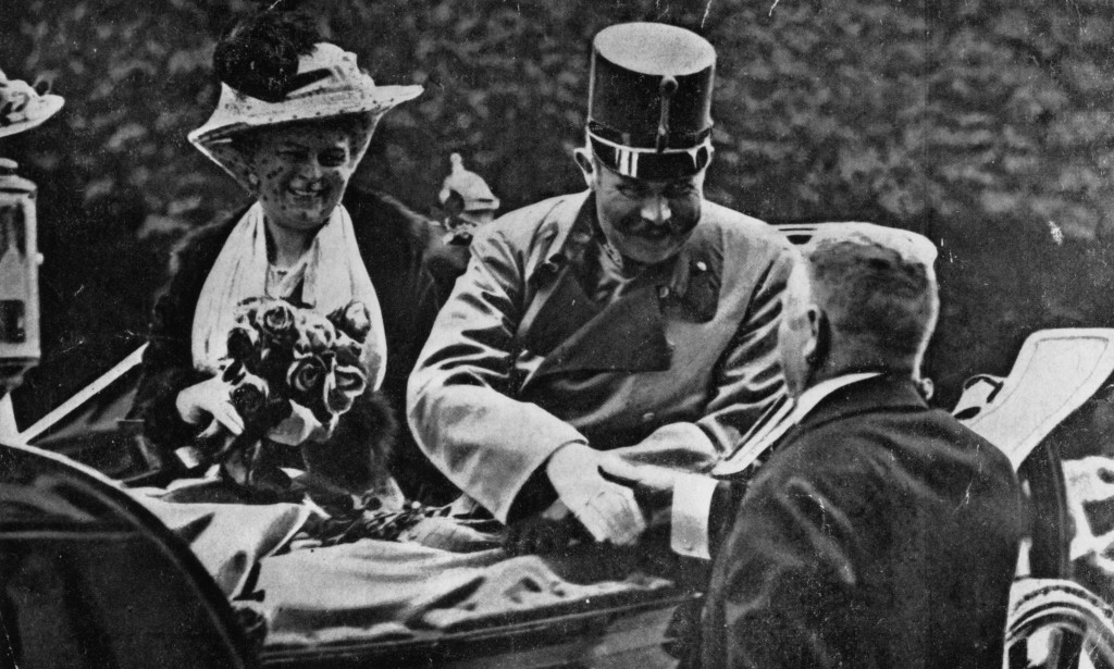 an analysis of archduke assasinated The origin of the tale that gavrilo princip was eating a sandwich when he assassinated franz ferdinand was it really a lunch-hour coincidence that led to the death of the archduke in sarajevo in 1914—and, by extension, world war i by mike dash smithsoniancom september 15, 2011 it was the great flash point of.