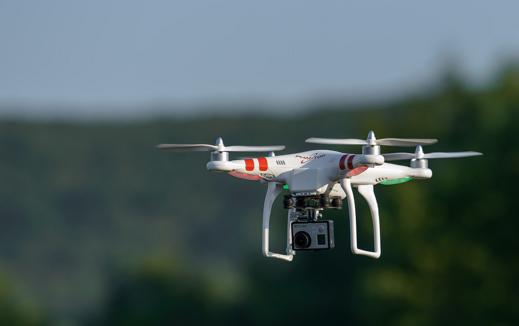 How Drones Raised Privacy Concerns Across Cyberspace