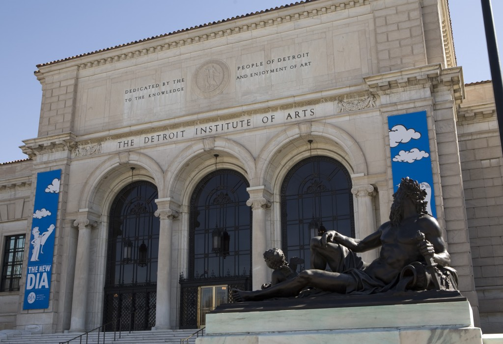 an analysis of the detroit institute of arts As a backdrop to the news today about an analysis showing the detroit institute of arts collection is valued at up to $46 billion, a figure that could fall to $11.