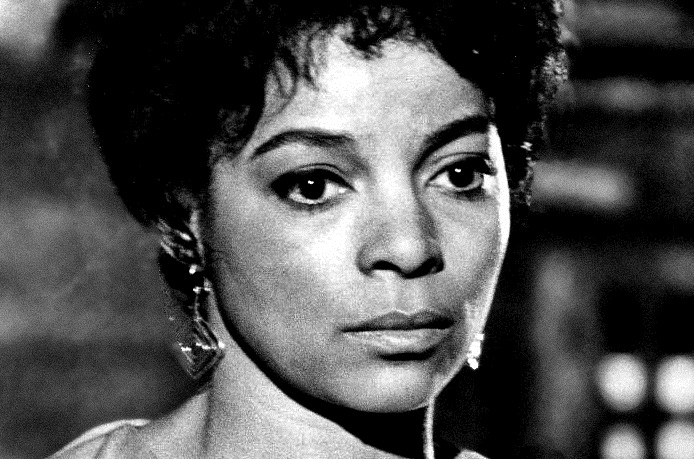 Ruby Dee in 1972. Photo by the Chicago Sun Times
