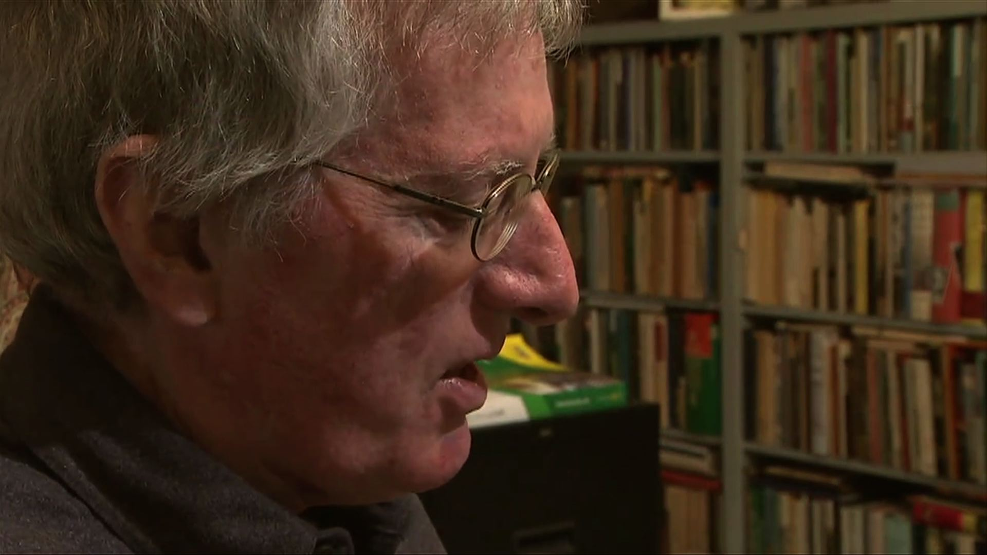 Charles Wright read a selection of his poems for the NewsHour in 2011.