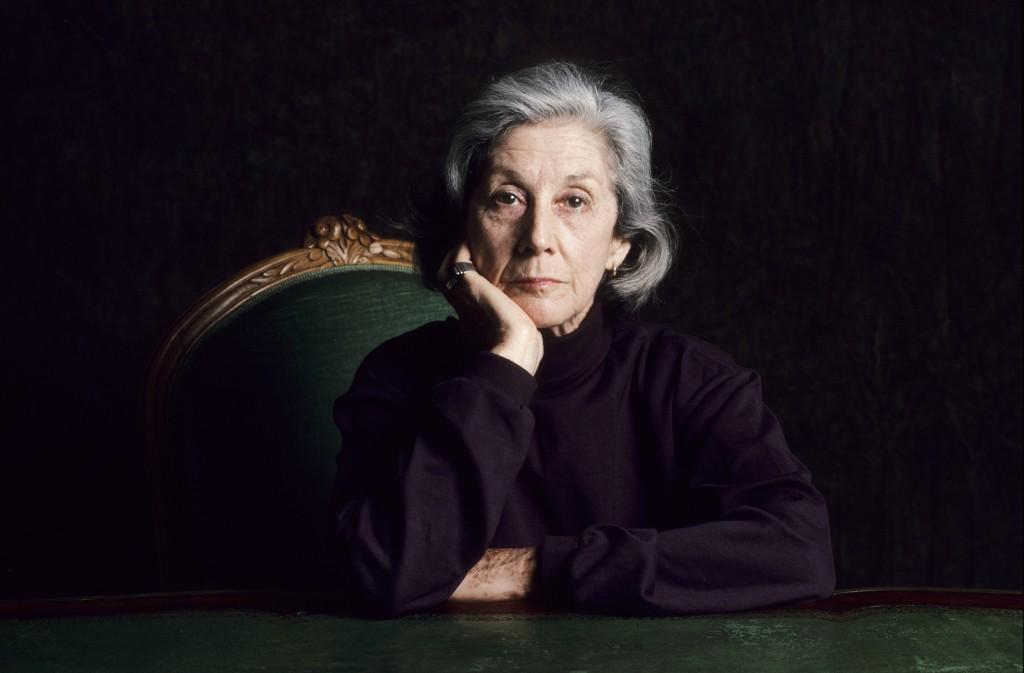 Ulf Andersen Portraits - Nadine Gordimer