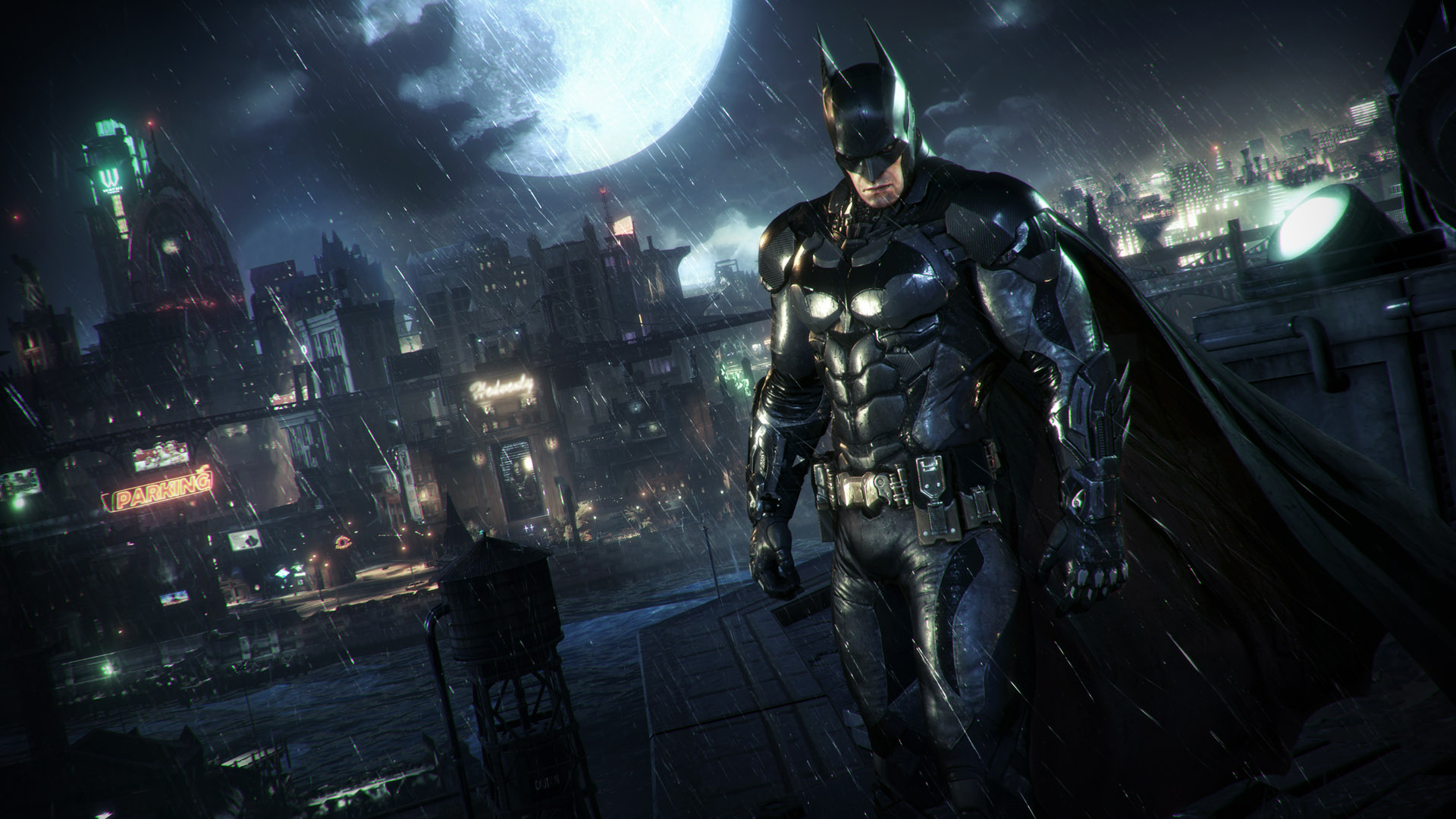 Still From Batman Arkham Knight Image Courtesy Warner Bros Entertainment