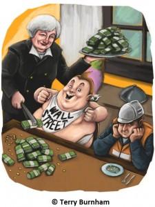 Yellen feeding Wall Street