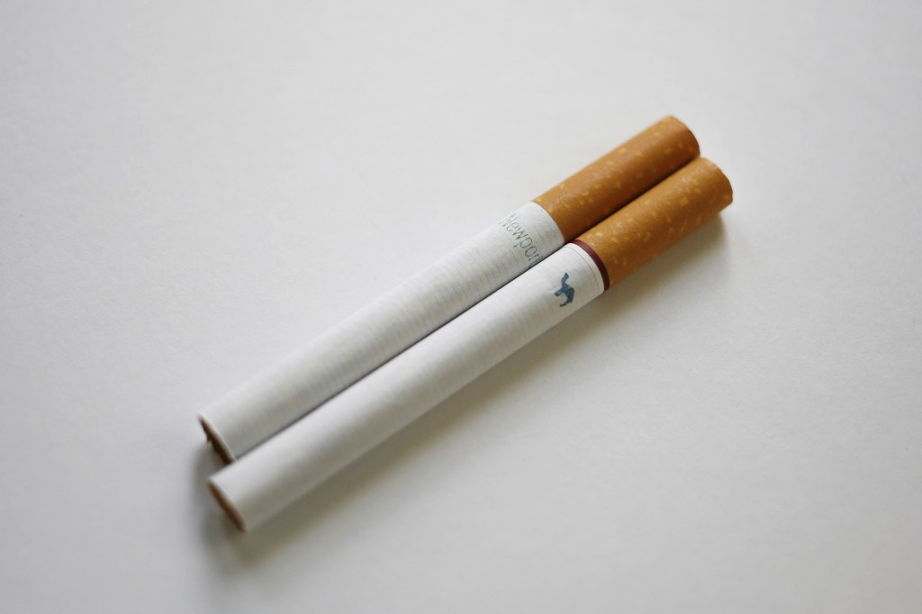 Pack of cigarettes Marlboro in Wisconsin 2018
