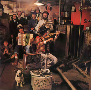 """The """"Basement Tapes"""" was first released in 1975. Image courtesy of Columbia."""