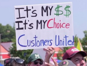 The Labor Day lessons of Market Basket | PBS NewsHour