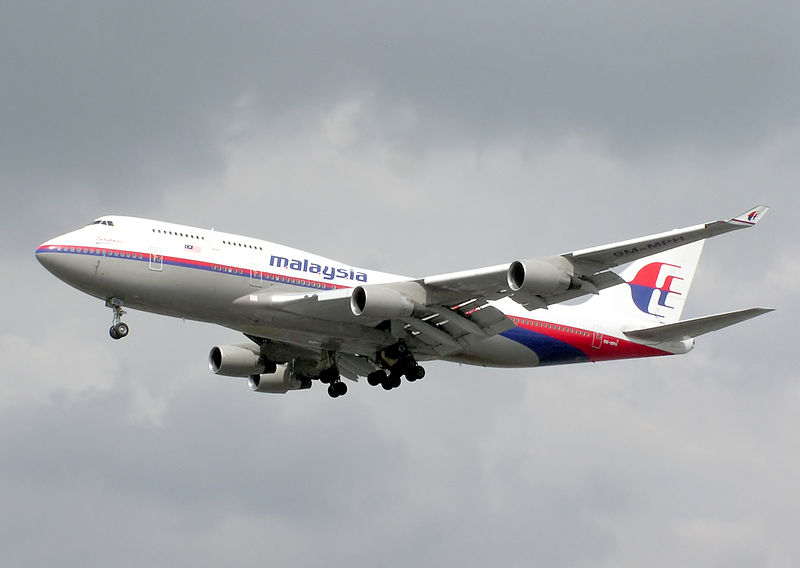 The Malaysian government announced its plan to buy out Malaysia Airlines on Friday, in light of the recent tragedies and economic problems the company has faced.  Adrian Pingstone, May 2006