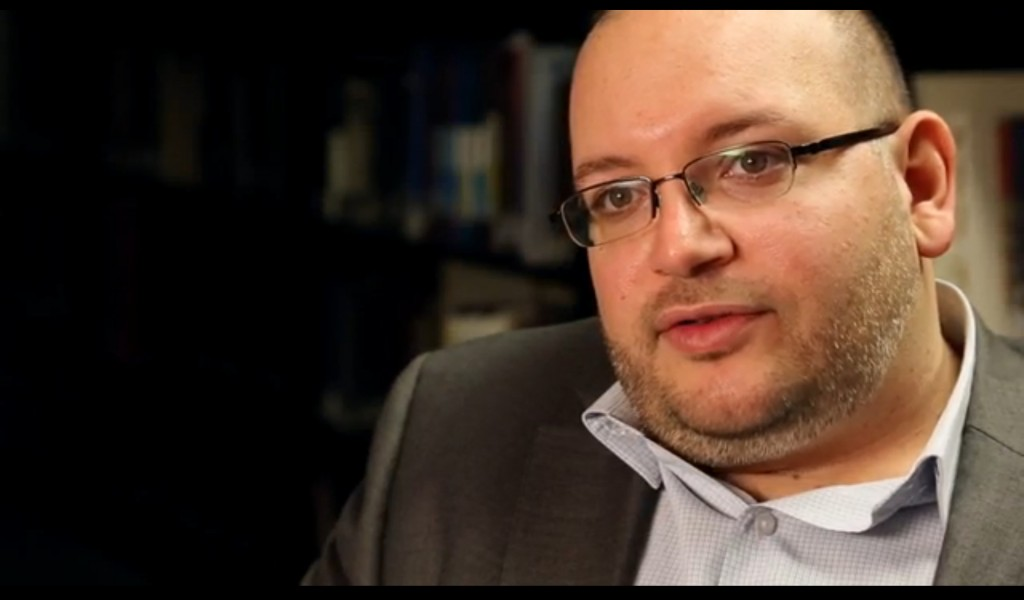 File photo of Jason Rezaian, correspondent at the Washington Post who is detained in Iran. Photo by Zoeann Murphy/The Washington Post via Getty Images