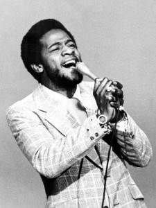 Photo of singer Al Green from an appearance on the Mike Douglas Show. Photo via Wikimedia Commons