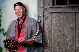 Steve Coleman is an alto saxophonist and composer who brings his vast knowledge of music around to the world to iconic works by the likes of John Coltrane and Charlie Parker. Photo courtesy of the John D. and Catherine T. MacArthur Foundation.