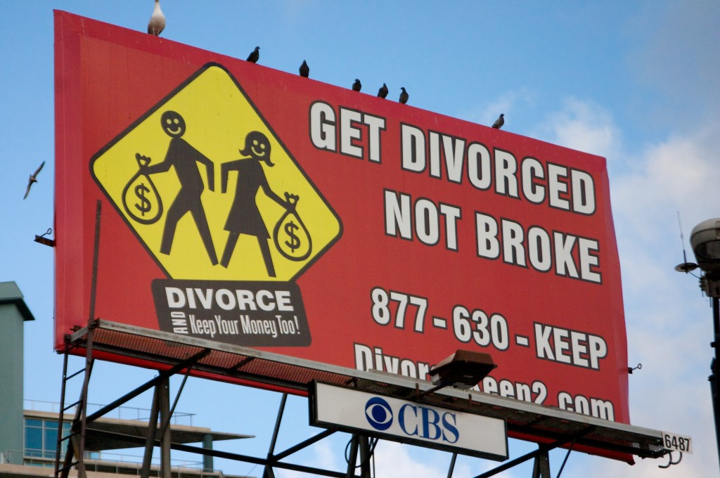 Can't stand your spouse? Here's a secret about collecting