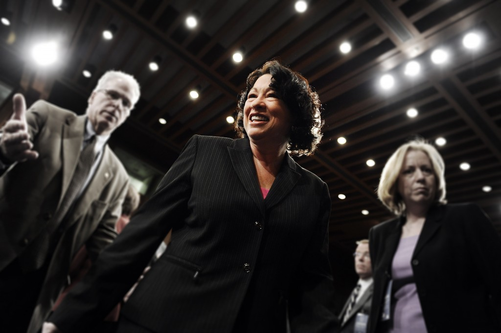 8 things you didn't know about Supreme Court Justice Sonia Sotomayor