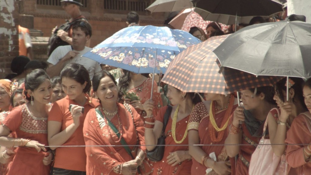 "Nepal's ""'Soongava,"" by director Subarna Thapa, tells a story of forbidden love-story between two women. Photo courtesy of Tasveer."