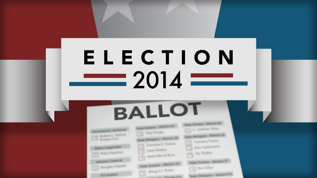 Election 2014 ballot monitor