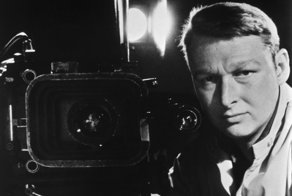 Film Director Mike Nichols