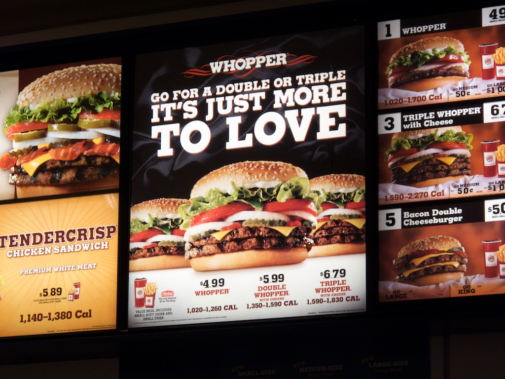 new fda rules will require calorie counts in food establishments