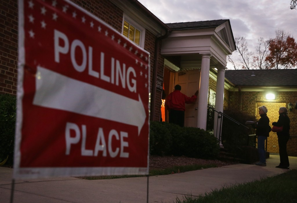 Midterm Election Turnout Lowest In  Years PBS NewsHour - Election turn out us map