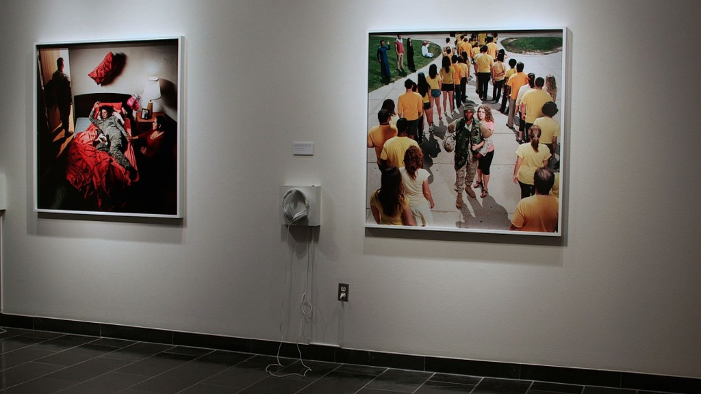 Karady's work is exhibited at University of Michigan's Institute for the Humanities Gallery until Nov 12