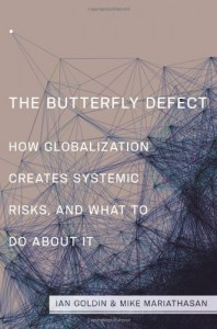 The Buttterfly Defect bookjacket