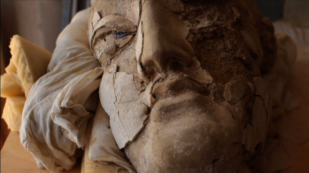 In 'Saving Mes Aynak,' a real-life Indiana Jones fights to protect Afghanistan's Buddhist heritage