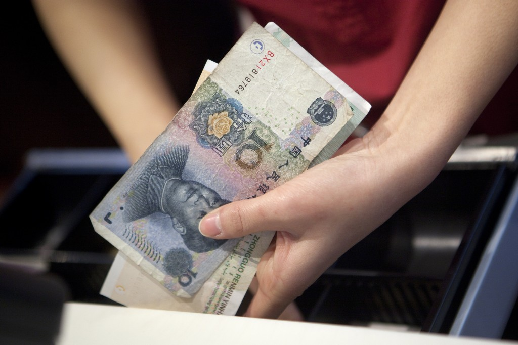 China Money Rate Climbs To 2-Year High On Cash-Reserve Increase