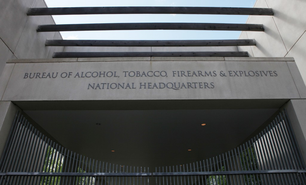 Bureau Of Alcohol ,Tobacco, Firearms And Explosives Headquarters