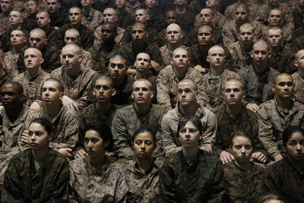 marines expected to bar women from combat jobs pbs newshour