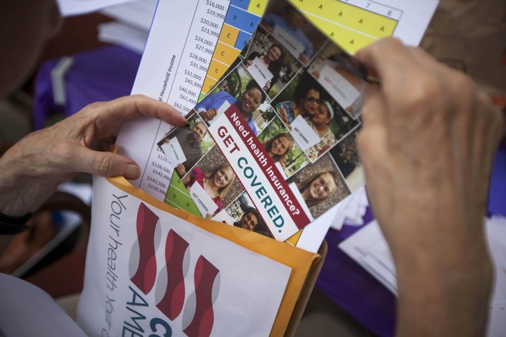 Retirees in Enemy Territory Go Door-to-Door on Obamacare. Medicare