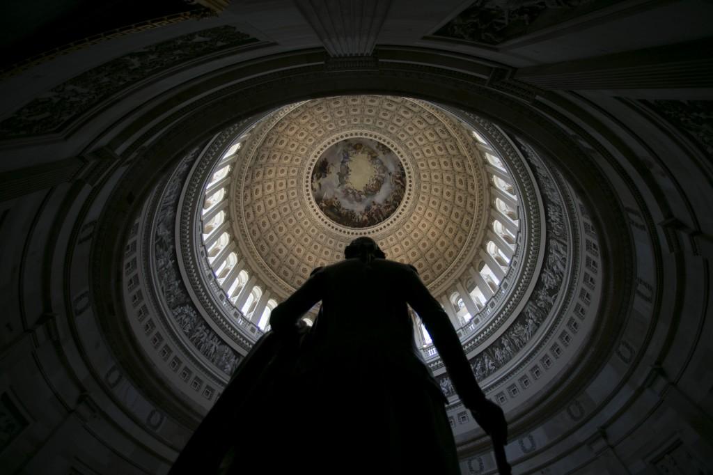 Senate Move On U.S. Spending Bill Sets Up House Obamacare Fight