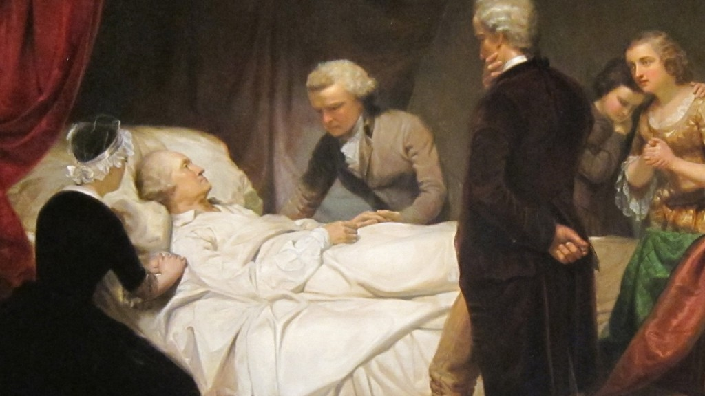 Bloodletting and blisters: Solving the medical mystery of George  Washington's death | PBS NewsHour