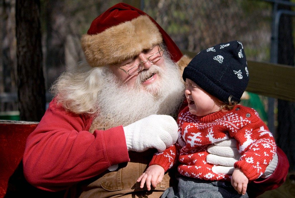 why you should lie to your kids about santa pbs newshour