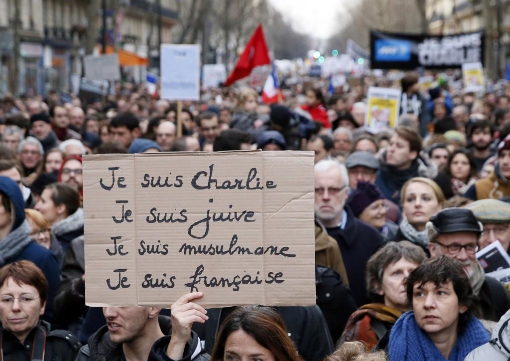 FRANCE-ATTACKS-CHARLIE-HEBDO-DEMO